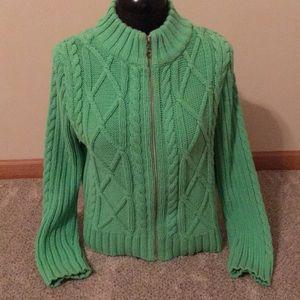 FIELD Gear( Marshall Fields) size S Sweater